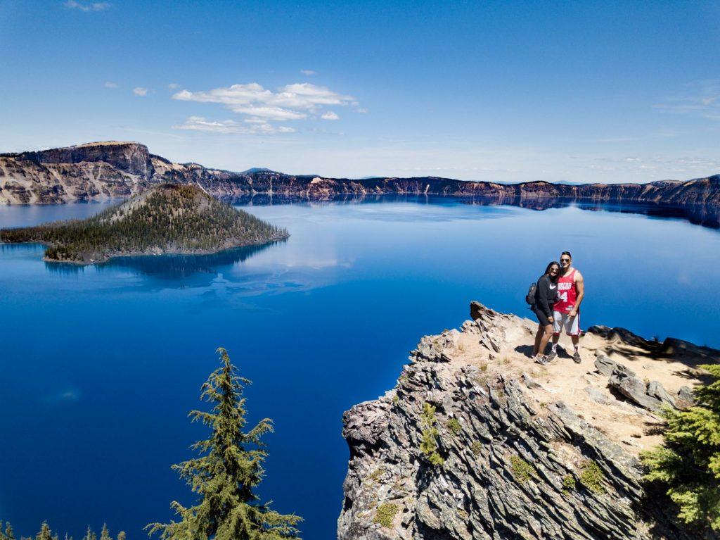Portland Crater Lake