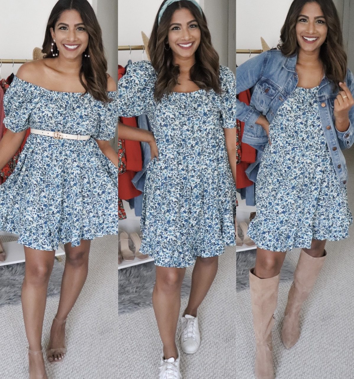 How To Style A Target Floral Dress