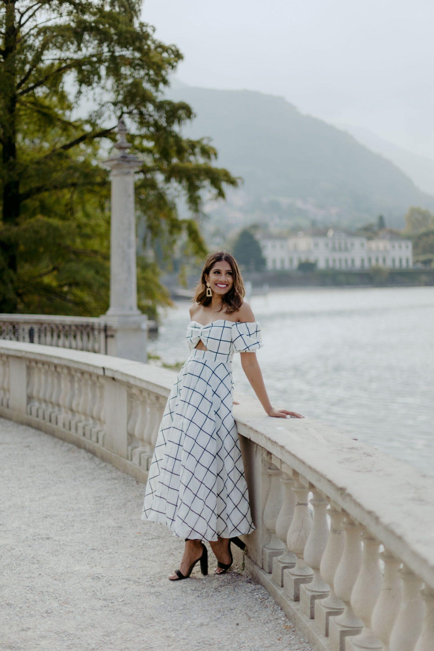 Birthday Weekend in Beautiful Lake Como