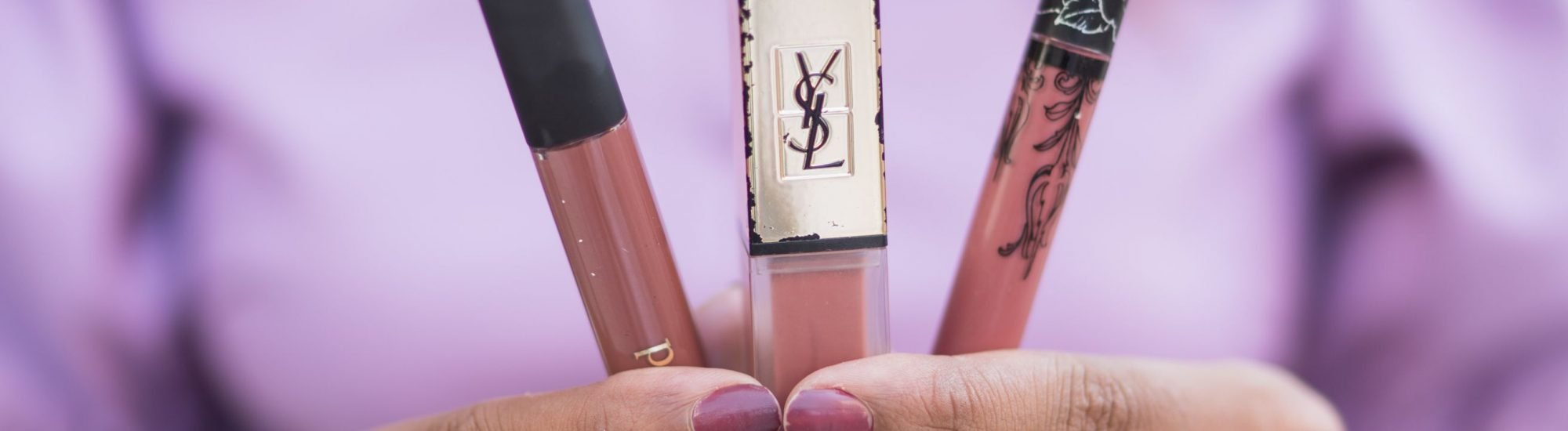Top 6 Nudey Pink Lippies for Brown Skin